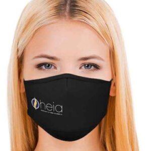 Reusable face mask HEIA branded